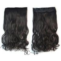 Hair Extension Clip Wig Rambut Palsu - 4A Murah