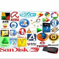 PAKET FLASHDISK 16GB ISI APLIKASI-APLIKASI KOMPUTER LENGKAP