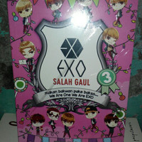 Novel EXO Salah Gaul Original