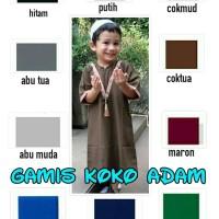 Jual Gamis Koko Adam - SIZE XS gamis koko anak model pakistan Murah