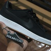ORIGINAL Nike Court Royale Black Gum Sepatu Sekolah Casual