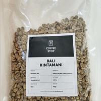 Jual GB-BK001 | Bali Kintamani Arabica Green Bean Beans Biji Kopi 500gr 500 Murah
