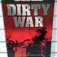 Majalah Angkasa Edisi Koleksi XXIV Dirty War