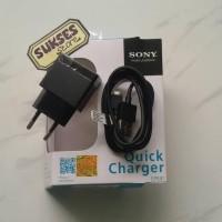 Dijual Charger Sony Xperia / Adaptor / Cas Hp Sony Xperia Original