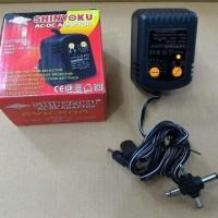 Dijual Adaptor Universal Ac To Dc Shinyoku 500Ma Keren