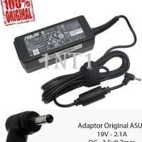 Promo Adaptor Charger Laptop Netbook Asus Eeepc 19V-2,1A Original New