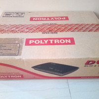 Promo cuci gudang dvd POLYTRON 2190