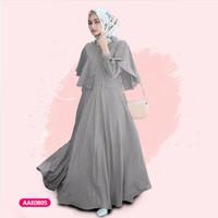 Gamis wanita muslim dress tamara