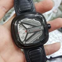 Jam tangan SF Crown M3-01 series mesin jepang miyota otomatis
