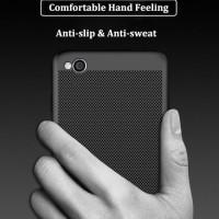LG V30 Plus Anti Heat Air Flow Cushion Plastic Hard Case Cover Casing