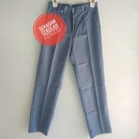 Celana SMA laki-laki, Abu-abu size :S,M,L,XL,XXL,XXXL