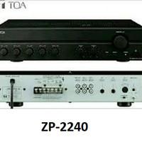TOA Power Amplifier ZP-2240 - 240 Watt
