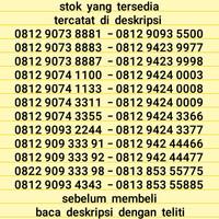 Jual Nomor Cantik SIMPATI Kartu Perdana Telkomsel 11 AS 12 digit angka Murah