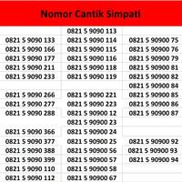 Jual Nomer Cantik Simpati 4G TLE 11 Digit Telkomsel Kartu Perdana Murah