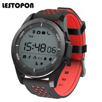 LESTOPON Hot Sale Waterproof Smart Watch Smartwatch With Pedometer Sle