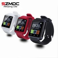 Bluetooth Sport Smart Watch U8 Wrist Watch U8 SmartWatch For iPhone 4/