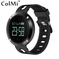ColMi Bluetooth Smartwatch Heart Rate Wristband With Blood Pressure Mo