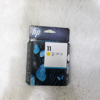 Tinta Printer HP 11 Yellow Print Head Original