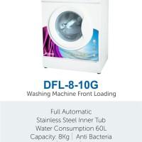 Mesin Cuci Front Loading 8Kg  Denpoo