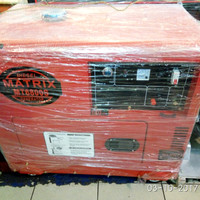 Genset matrix silent 5000 watt