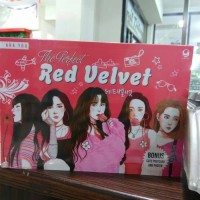 The Perfect Red Velvet novel