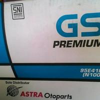 Aki N100 GS Astra 12volt 100 Ah Aki untuk Truck, Excavator, Genset dll
