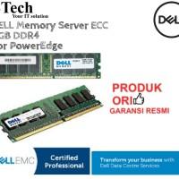 DELL Memory Server ECC/8GB DDR4/For PE R430,R530,R630,R730,T430,T630