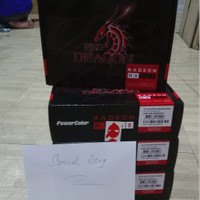 PowerColor RX560 2 Gb
