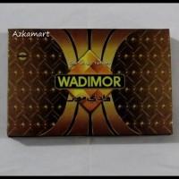 Hot Sale Sarung Wadimor Warna Hitam Polos