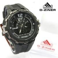 Jam tangan pria original dziner double time by hargajam cowok murah