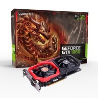 VGA CARD Colorful iGame GTX 1060 NB 3GB DDR5