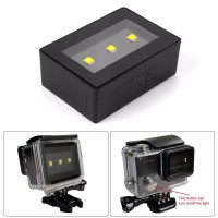 JUAL OS761 Lampu Flash GoPro Hero 4 3 3 Mini Portable LED Spot Fill L