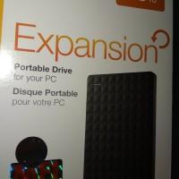 Hardisk Eksternal Seagate Expansion USB 3.0  1,5TB Black Series