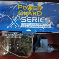 Alarm Power Guard
