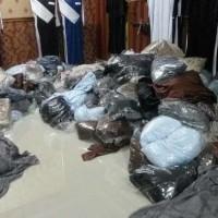 BAJU MUSLIM DRESS jubah gamis Original Import saudi Merek Al haramain