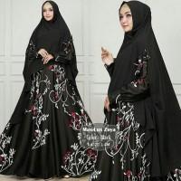 Model Baju Muslim Gamis Terbaru Dan Modern Maxmara Lux Zoya