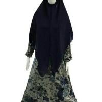 Aa Baju Muslim Wanita Dewasa Ibu-Ibu Cewek Gamis Katun Jepang Maxi