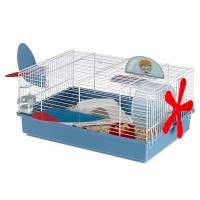 Kandang Hamster unik lucu CRICETI 9 PLANE Hamster cage Ferplast