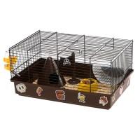 Kandang Hamster unik lucu CRICETI 9 PIRATES Hamster cage Ferplast