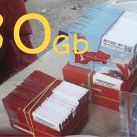 Jual perdana kuota telkomsel 30Gb Murah