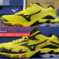 Sepatu Volley Mizuno Wave Bolt 5 ( yellow/black)