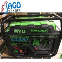 Genset Bensin Merk RYU RG 2800 / Generator RG2800 Genset Jepang