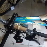 Promo sepeda mtb gunung polygon monarch 4 kode 591