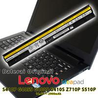 Battery Original LENOVO IdeaPad S410P G405S G400S G410S Z710P S510P