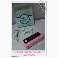 POWERBANK SALUTE 5600mAh