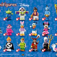 Lego Minifigures Disney set
