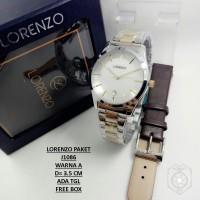 Harga Jam Tangan Lorenzo Paket Hargano.com