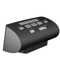 Jual Baldr Jam Alarm Led Sleep Timer Thermometer - Black