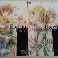 "Komik Seri Komplit Lengkap Eternal Soul ""Yuana Kazumi"""