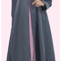 Baju Muslim Koko Pakistan Gamis Dress Casual Wanita Pria Anak AbuTua